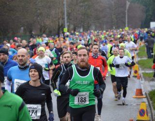 Half marathon and Offa's Dyke