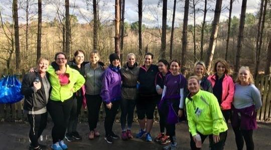 Couch to 5k – starting 13 January