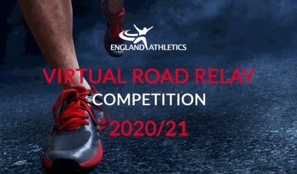 Virtual Road Relay Competition