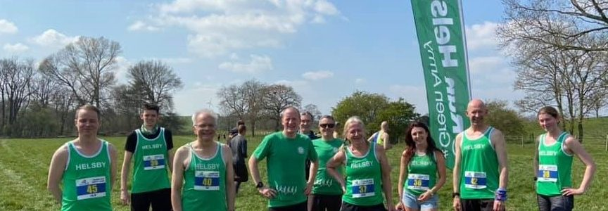 Cheshire Cross Country Championships – 17 April 2021