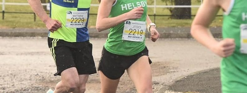 Mid Cheshire 5km – 30 April 2021